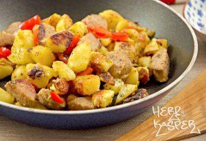 Kartoffel-Bratwurst-Pfanne_02