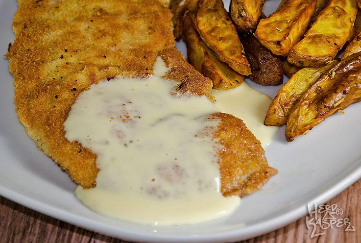 Kochkäs-Schnitzel