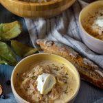 Echte Vitaminbombe: Sauerkrautsuppe