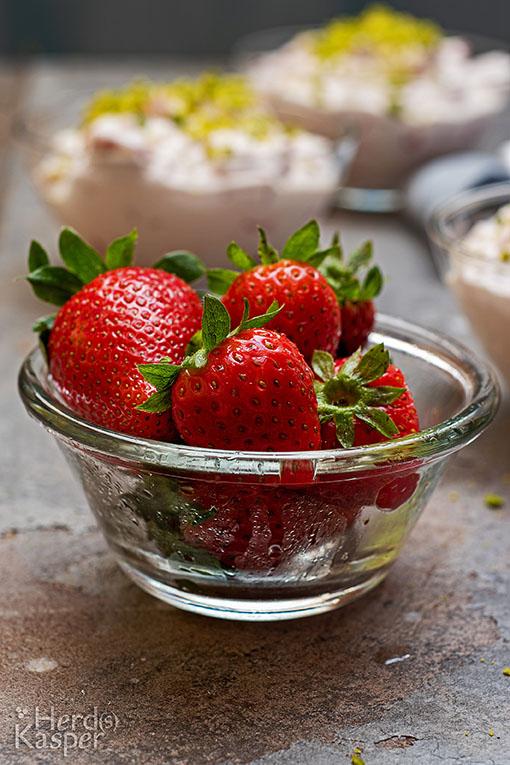 Erdbeeren - frisch, saftig und süße